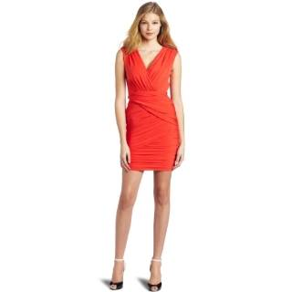 BCBGMAXAZRIA Womens Pat Dress Clothing