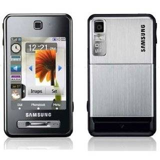 Samsung F480 Unlocked Phone with Touchscreen, 5 MP Camera