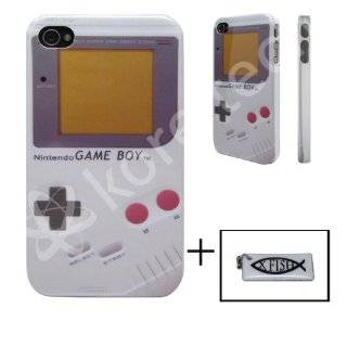 Ecell   RED NINTENDO GAME BOY COLOR CLASSIC HARD BACK CASE