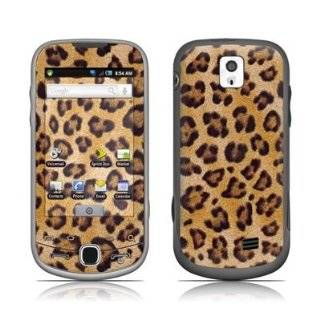 Leopard Spots Design Protective Skin Decal Sticker for Samsung