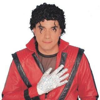 Mens Michael Jackson Thriller Costume Clothing