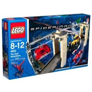 LEGO Spider Man 2 Doc Ocks Fusion Lab Toys & Games