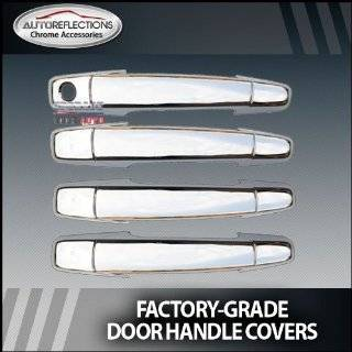 2007 2012 Chevy Silverado pickup Chrome Door Handle Covers (4dr w/o