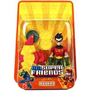 DC Super Friends Superman Action Figure Toys & Games