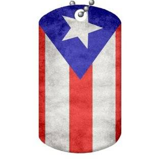 Dog Tag   PUERTO RICO