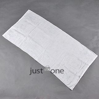110 x 60cm Cute Gauze Towel Bed Sheet for Baby Infant Toddlers Kids Cleaning New