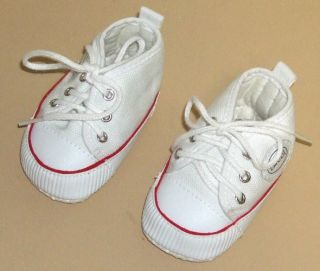 Baby Boy Doll Sneakers Baby Shoes for Baby Boy Dolls 2 Pairs