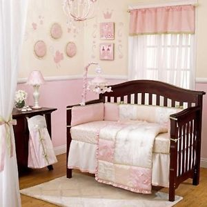 Cocalo Baby Sienna 8 Piece Crib Bedding Set New