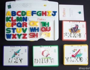 Leap Frog Phonics Desk Learning System Extra Card Sets Blends Silent E