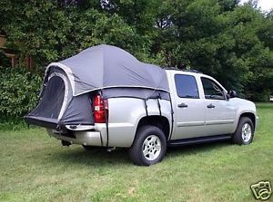 Napier Sportz Chevy Avalanche Truck Bed 2 Person Man Camping Tent Air Mattress