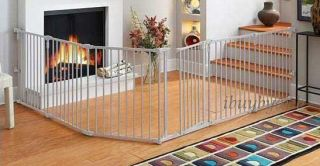 North States Metal Baby Infant Pet Play Yard Gate Superyard 4930 New