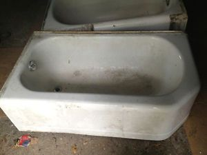 Antique Vintage Art Deco Porcelain Bathtubs Tubs Your Choice 3 Available