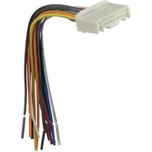 Reverse Male Install Factory Radio Wire Harness