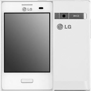 LG Optimus L3 E400 1GB White Unlocked Smartphone Unlocked GSM Android Phone