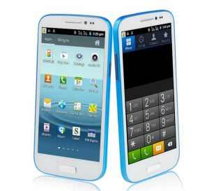 "New 5"" Multi Touch Android 4 1 Smart Phone Dual Sim WiFi Unlocked at T T Mobile"