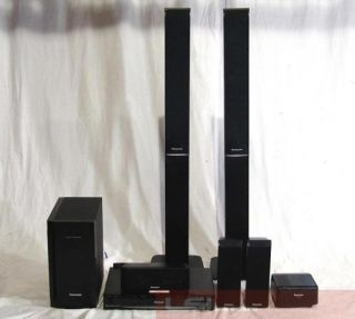 Panasonic SC PT956 1000W DVD Home Theater System Nice