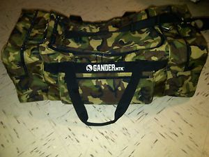 Camouflage Duffle Gear Equipment Bag 3 Feet Long Extra Large