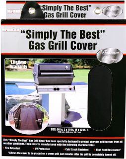 Outdoor BBQ Heavy Duty Gas Charcoal Grill Cover