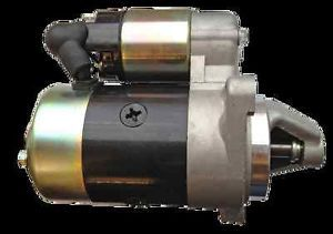 New Starter Motors Fits Portable and Silent Diesel Generators with The 186 Eng