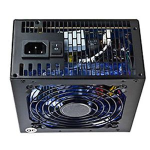 Cool Power Gamer 1080 Watt PC ATX SATA PCIe Power Supply 120mm Blue LED Fan