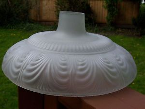 Torchiere Glass Shade