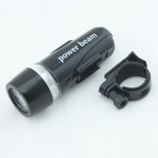 New Hot Waterproof LED Head Light Rear Flashlight for Bike Bicycle SLM 0033