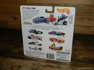 Hot Wheels Mattel Action Pack Home Improvement It's Tool Time 33 Ford Dixie