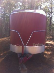 2008 Ponderosa Sundowner 16ft Stock Trailer