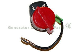 Gas Honda GX160 GX 160 Engine Motor Kill Switch Generator Mower Water Pump Parts