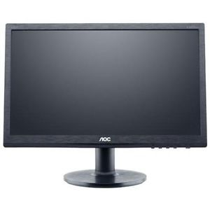 "Brand New AOC E960SDA Black 19"" 5ms Widescreen LED LCD Monitor Built in Speakers 685417051786"