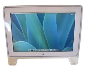 "Apple Cinema Display M8149 22"" Widescreen Flat Panel LCD Monitor White"