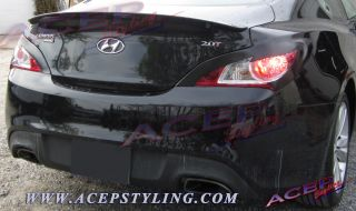 """Hurricane"" Hyundai Genesis Coupe 10 12 Eyelids Eyebrow Taillight Bodykit Lip"