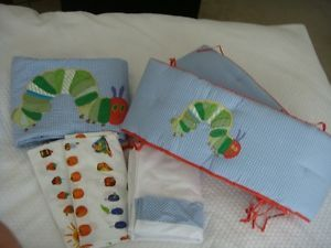 The Very Hungry Caterpillar Nursery Bedding Pottery Barn Kids
