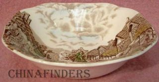 Johnson Bros Olde English Countryside Cereal Bowl