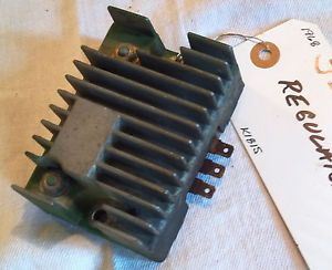 Voltage Regulator for 1968 John Deere 110 Lawn Tractor with Kohler K181S Engine