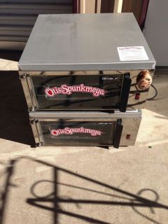 Otis Spunkmeyer OS 1 Commercial Cookie Oven Countertop Convection