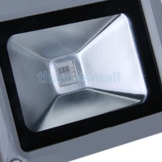 10W LED RGB Outdoor Flood Light Landscape 85 265V New