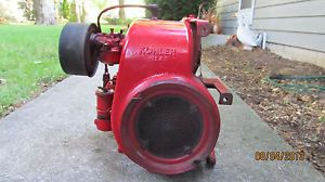 Wheel Horse Lawn and Garden Tractor Kohler K181 8 H P Engine