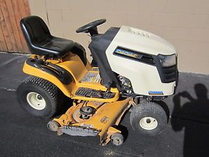 "Cub Cadet LTX1050 50"" Riding Lawn Mower Tractor Riding Tractor"