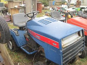 Lowes 18 44 Lawn Tractor Rider Riding Mower 18 HP Briggs Engine