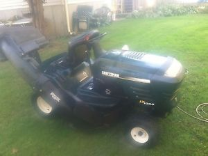 Craftsman Lawn Tractor Riding Mower