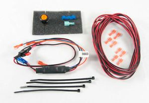 Muth Heated Mirrors H Mod Heater Conversion Kit