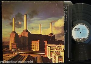 Pink Floyd Animals Harvest 1st Pressing A 2U Matrix Heavy Vinyl UK LP