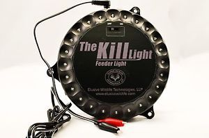 Kill Light Feeder Light Portable Green LED Hog Night Hunting Light
