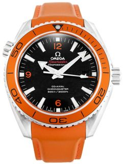Official Omega Seamaster Planet Ocean Auto Mens Watch Model 232 32 46 21 01 001