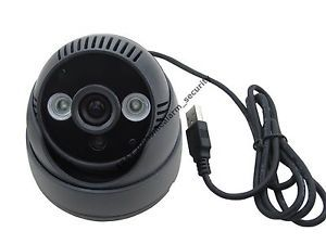 Motion Detection Security Camera