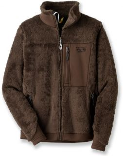 Mountain Hardwear Monkey Woman Fleece Jacket Espresso