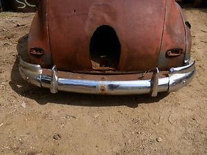 Chevy Truck Rear Bumper Brackets