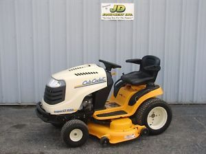 "Cub Cadet Super LT1550 50"" Deck Riding Lawn Mower"