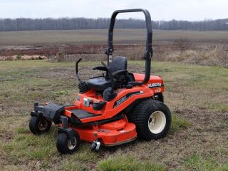 "Kubota ZD21 Zero Turn ZTR Riding Lawn Mower with 60"" Pro Diesel Engine"
